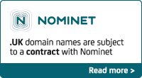 eleventybillion, Accredited Nominet Registrar